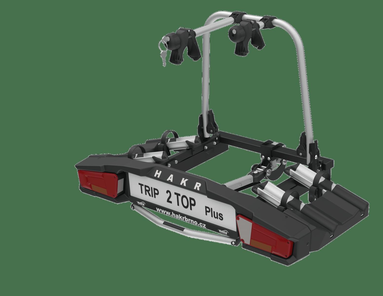 Hakr Trip 2 Top Plus - nosič kol na TZ pro 2 kola
