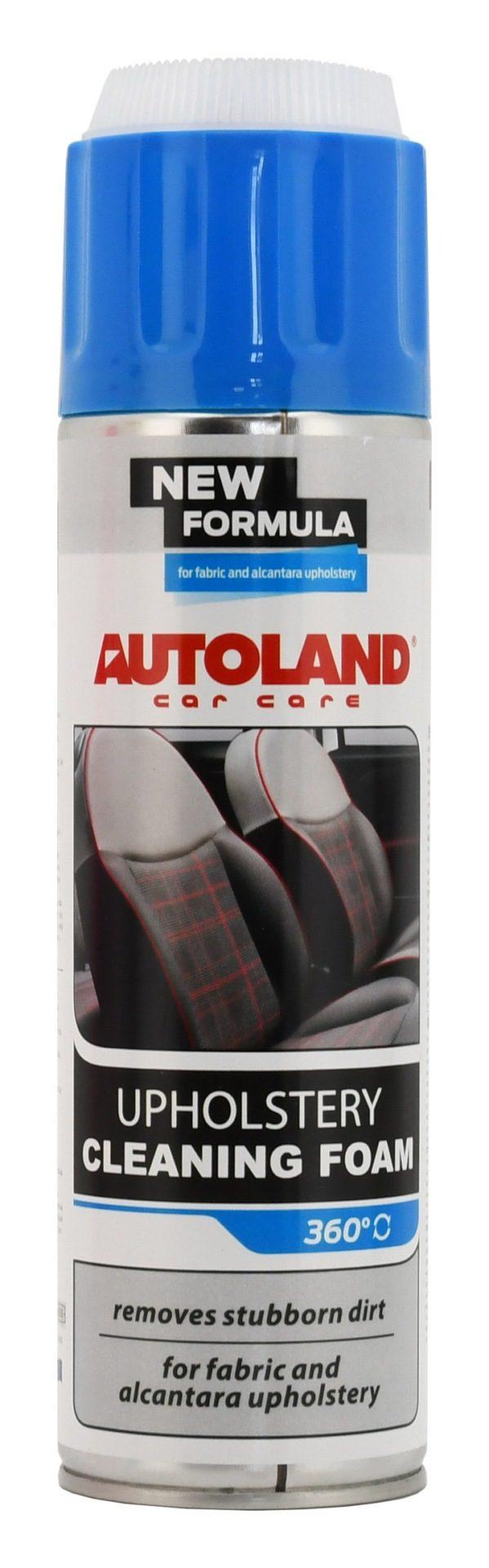 Compass Autoland Čistič na čalounění s kartáčem 500 ml