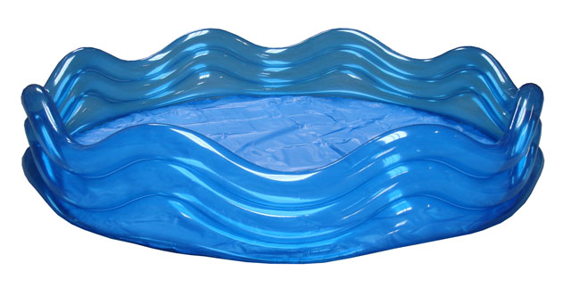 *B* Bazén Bestway nafukovací 183x33 cm