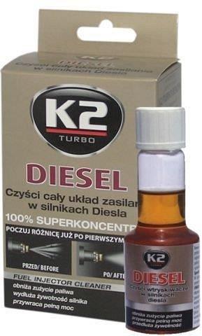 Compass K2 DIESEL 50 ml - aditivum do paliva