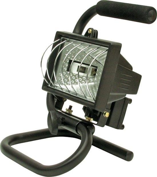 Compass Lampa halogenová 120 W přenosná