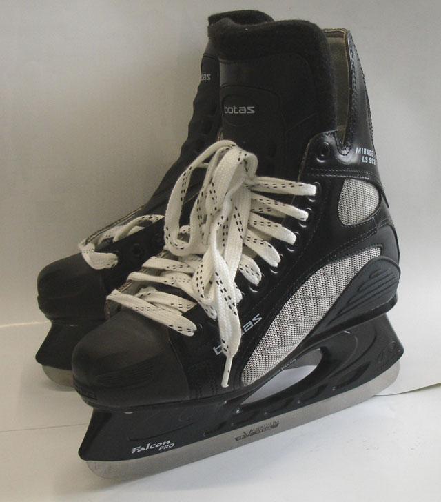 Závodní hokejové brusle Botas Mirage - vel. 47