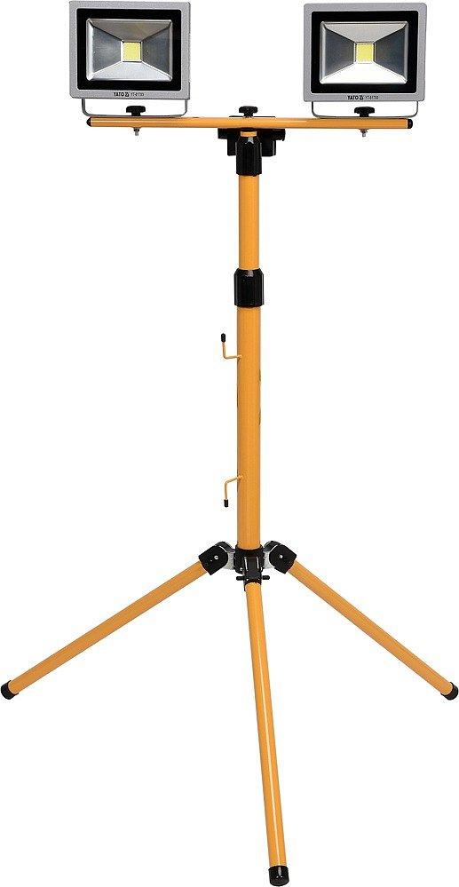 Compass Lampa COB LED na stojanu 2x 20W