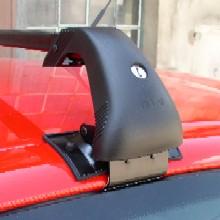 Střešní nosiče Piccola Piccar PC6002+TS3114 - pro vozy Seat Ibiza II, Cordoba II