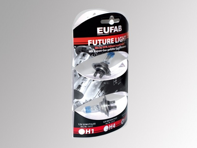 AUTOŽÁROVKYEufab H7 FutureLight