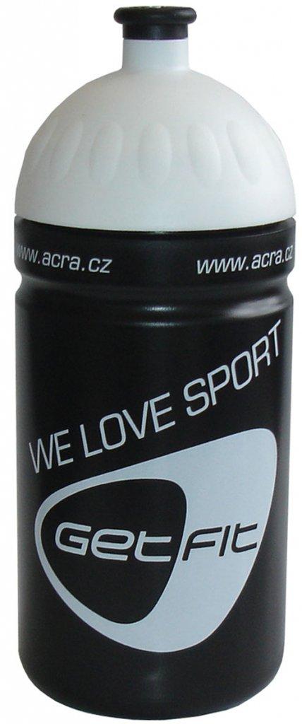 Acra CSL05 0,5L lahev černá