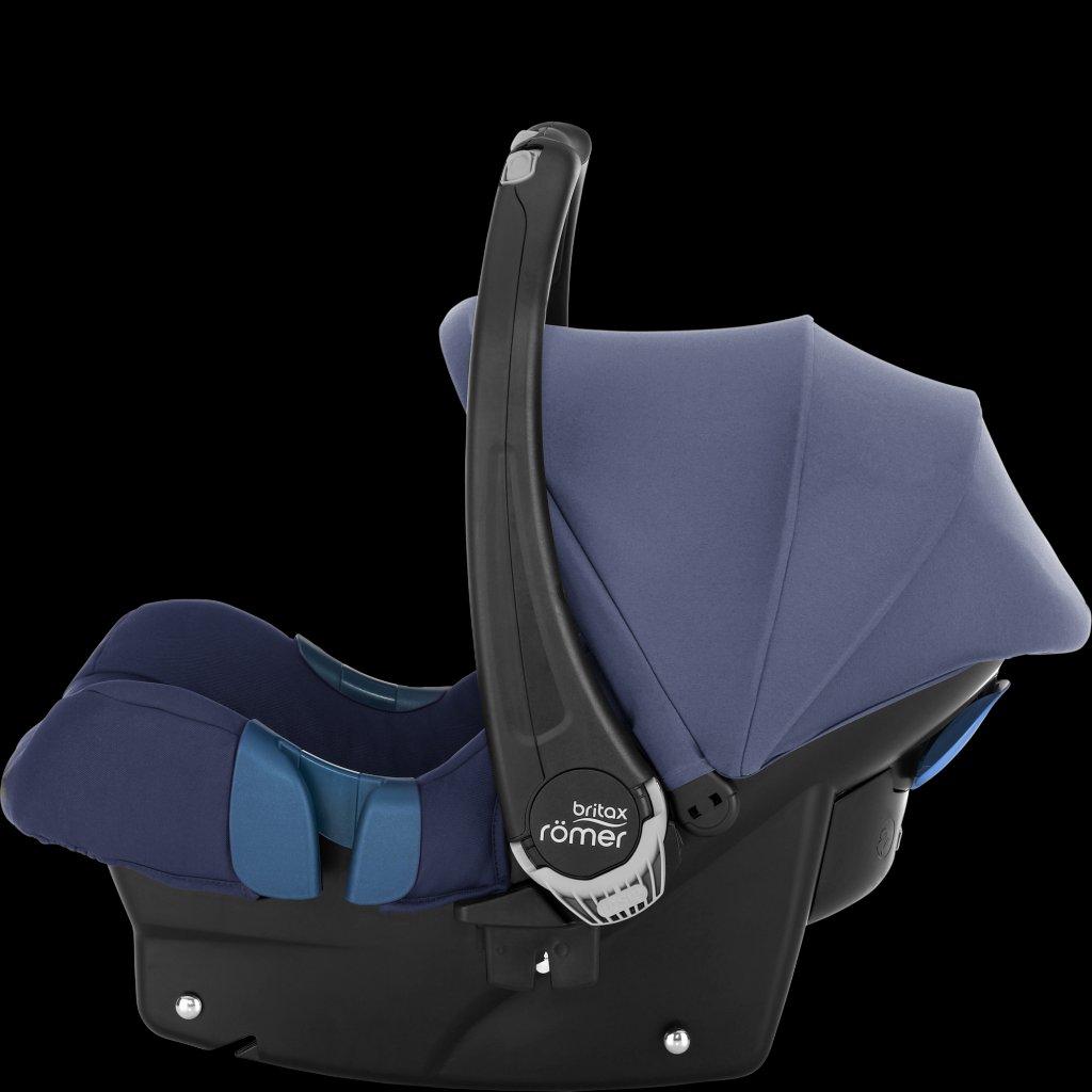 RÖMER Autosedačka BABY-SAFE PLUS SHR II, Moonlight blue