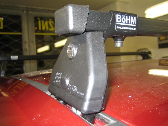 Střešní nosiče BOHM SYSTEM H 2600