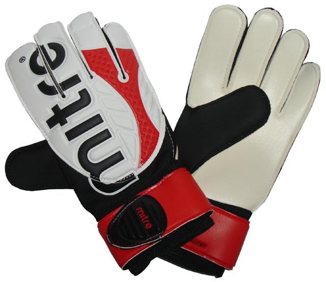 Brankářské rukavice MITRE vel.10