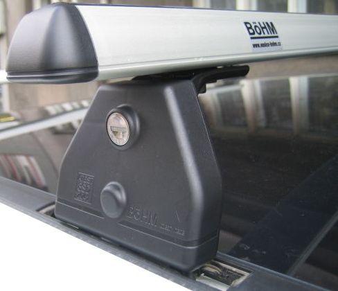 Střešní nosiče BOHM ALU SYSTEM H 3400
