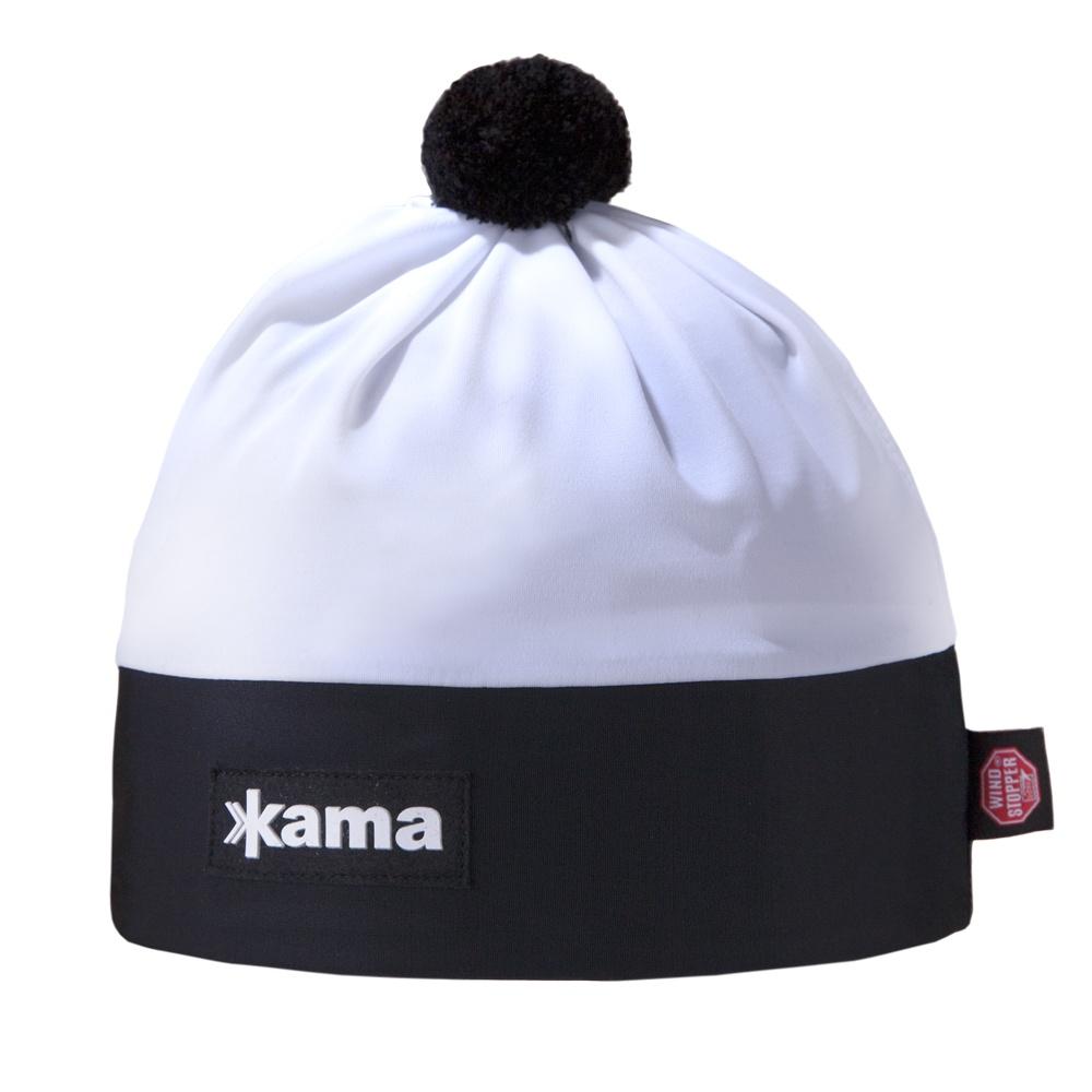 Běžecká čepice Kama AW56 - Windstopper bílá