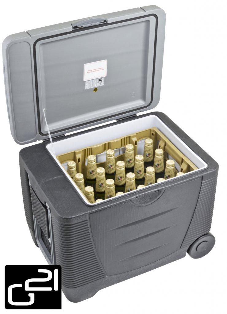 Autochladnička G21 C&W 45 litrů 12V/230V
