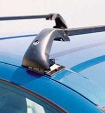 Střešní nosiče Piccola Piccar PC2004+TS3114 - pro vozy Nissan Almera Tino