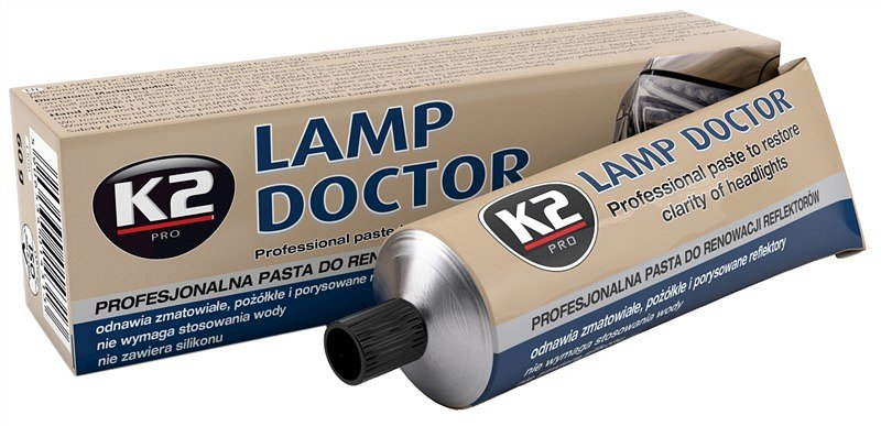 Compass K2 Pasta na renovaci světlometů 60g