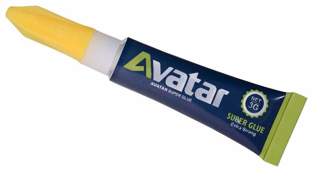 Vteřinové lepidlo AVATAR 3g