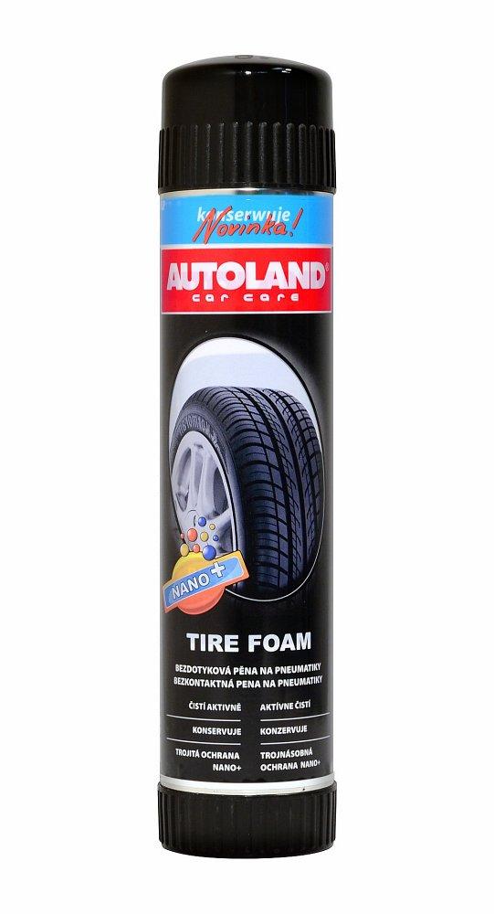 Pěna na čištění pneu NANO+ spray 400ml
