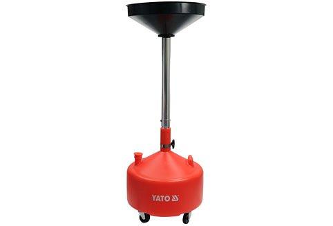 Compass Miska na odčerpání oleje 20l 420 mm nastavitelná výška 75-155 cm