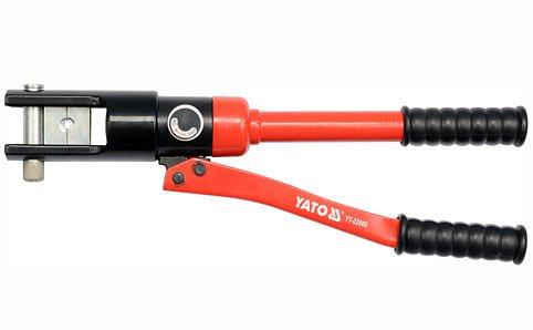 Compass Kleště lisovací na koncovky kabelů AL 10-95mm2 , Cu 10-120mm2, 415mm