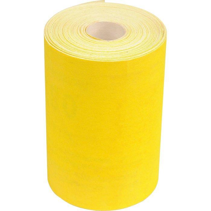 Smirkový papír v roli 115mm*50m gr. 180