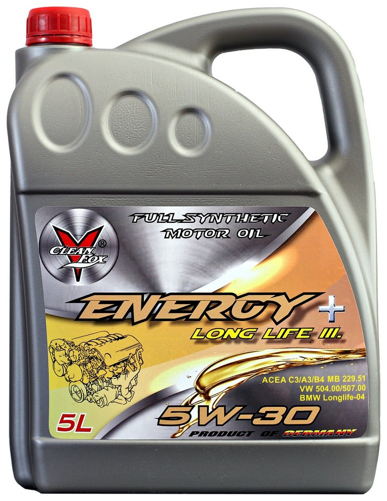 Olej motorový Energy 5W-30 Longlife III LA 5L