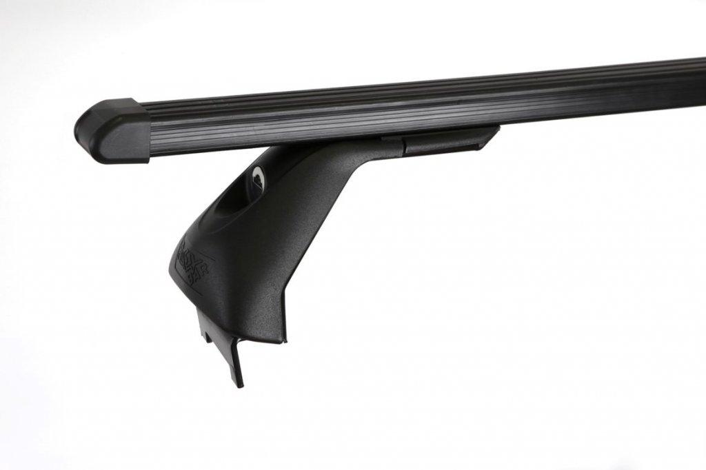 Střešní nosiče ELSON auto FL4027+TP2115 Flexbar tyče ocel - Citroen C4 Picasso I