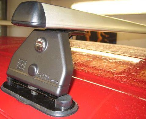 Střešní nosiče BOHM ALU SYSTEM D 3450