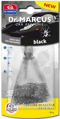 Compass Osvěžovač vzduchu FRESH BAG - Black