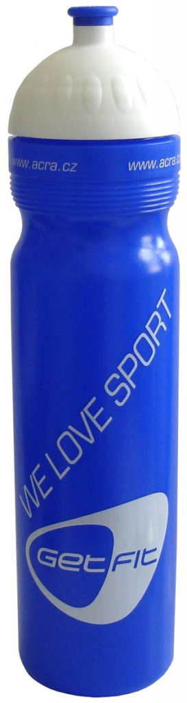 Acra lahev CSL1 1L modrá
