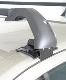 Střešní nosiče Piccola Piccar PC3006+TS2115 - pro vozy Škoda Octavia II liftback