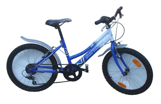 "ACRA Dino 420D modrá 20"" 2014 juniorské kolo"