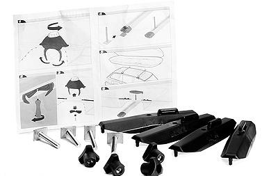 Thule 697-4 - T-adaptery pro hliníkové střešní nosiče