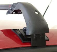 Střešní nosiče Piccola Piccar PC6005+TS2116 - pro vozy Seat Altea,Léon II,Toledo III