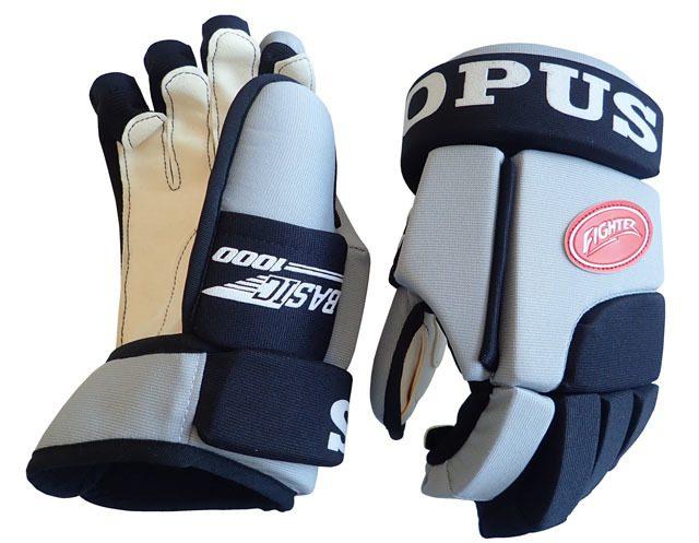 ACRA H3320 Hokejové rukavice starší žák