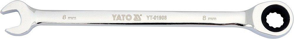 Compass Klíč očkoplochý ráčnový 8 mm