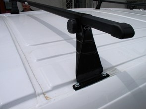 Střešní nosník Piccola FLR400-33B - pro Mercedes Sprinter,Viano,Vito, VW Crafter,Transporter T5
