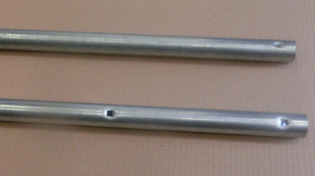 Náhradní tyč k trampolíně OmniJump 8FT - 244 cm