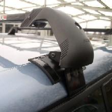 Střešní nosiče Piccola Piccar PC2063+TS2115 - pro vozy Škoda Fabia II Combi bez hagusů