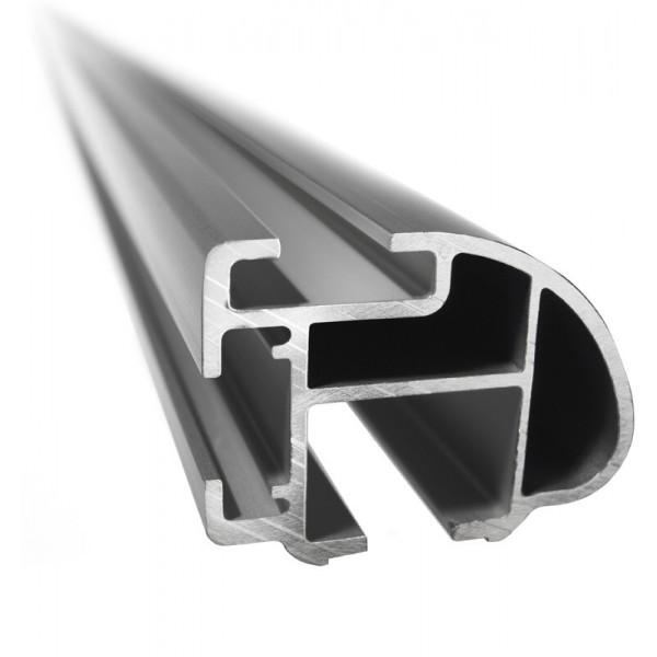 Příčníky Thule Professional 775+392 na hagusy s hliníkovými tyčemi 150 cm