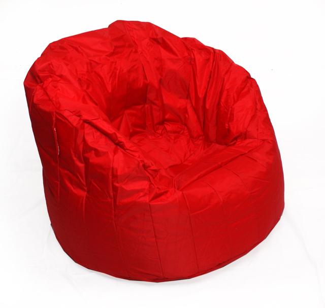 Sedací vak Chair 80x80x75 Scarlet Rose