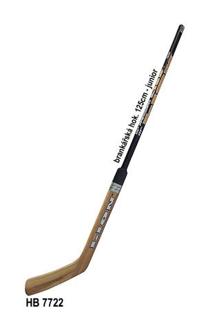 LION 7722P brankářská hokejka 125 cm pravá