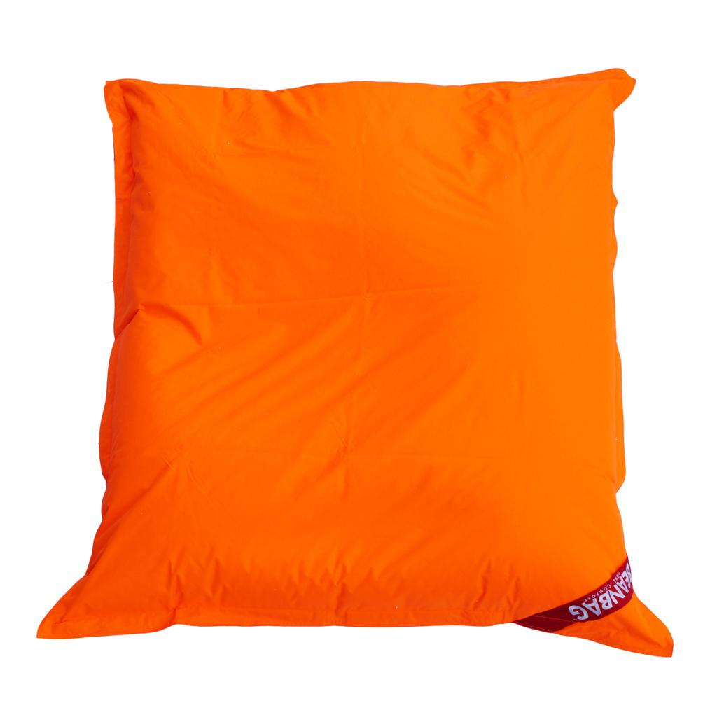Sedací vak 179x140 Perfekt Fluo Orange