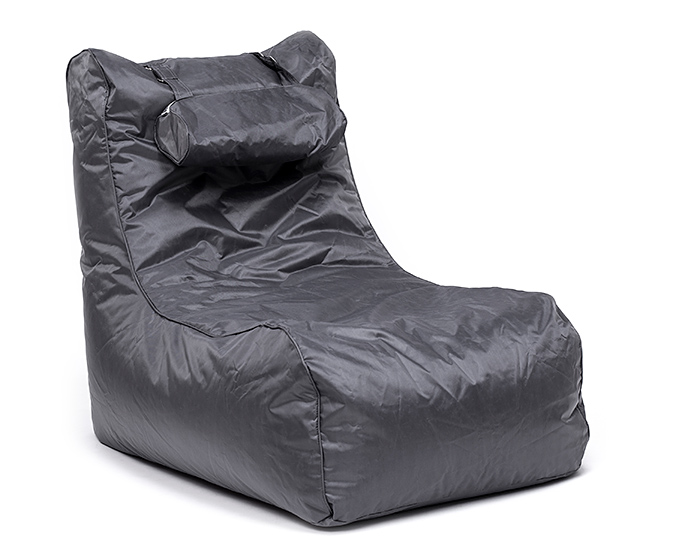Sedací pytel Pillow lounge Omni Bag 120x60x90 šedý