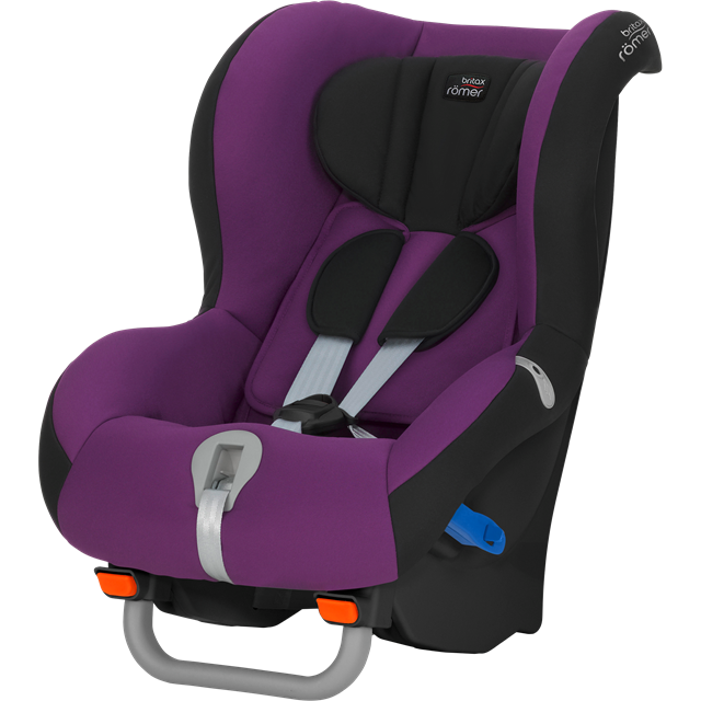BRITAX RÖMER Autosedačka Max-Way Black Series, Mineral Purple
