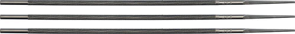 Pilník kulatý na broušení řetězu 200x4mm T15