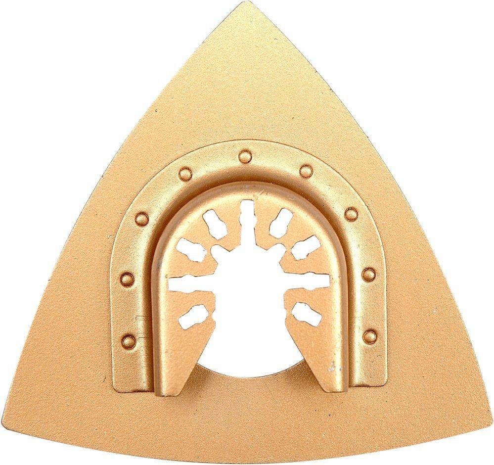 Compass Trjúhelníková brusná deska pro multifunkci HM, 80mm (beton, keramika )