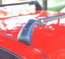 Střešní nosiče ELSON auto Piccar PC4009+TS3113 - pro vozy Volkswagen Bora, Golf IV 5 dv
