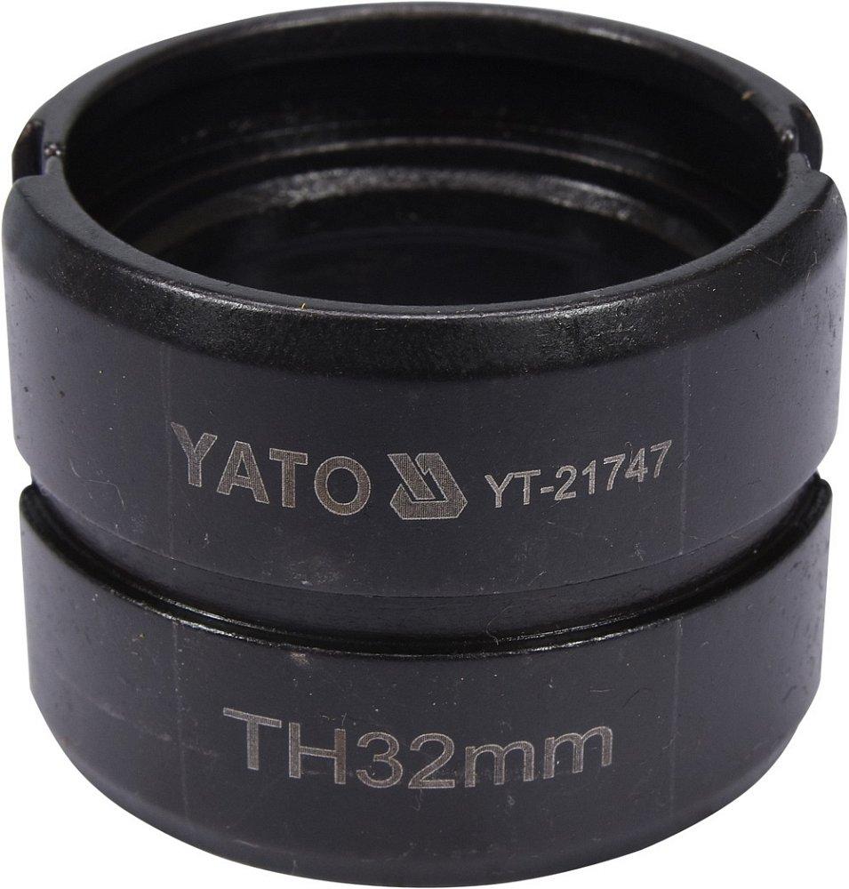 Compass Náhradní čelisti k lisovacím kleštím YT-21735 typ TH 32mm
