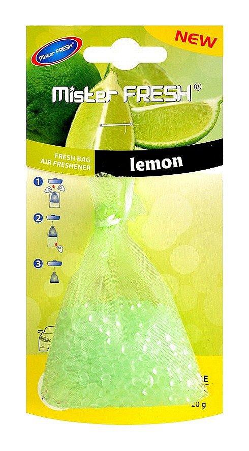 Compass Osvěžovač vzduchu FRESH BAG – Lemon