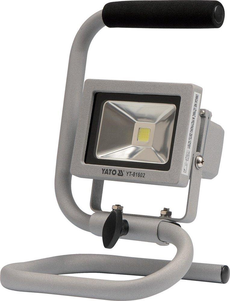 Compass Reflektor přenosný s vysoce svítivou COB LED, 10W, 700lm, IP65, 1,8m kabel
