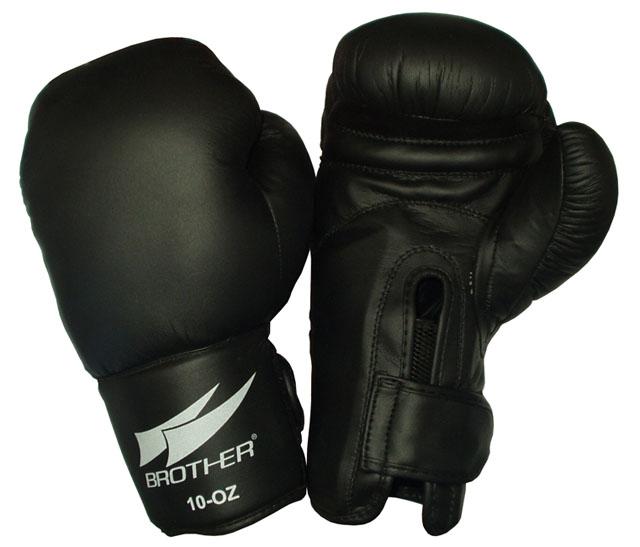 ACRA Boxerské kožené rukavice vel. XL - 14 oz.